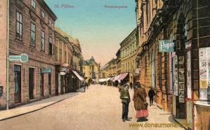 St. Pölten, Kremsergasse