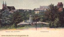 Stendal, Nachtigaldenkmal