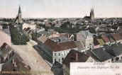 Stendal, Panorama vom Uenglinger Tor aus