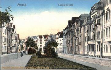 Stendal, Südpromenade