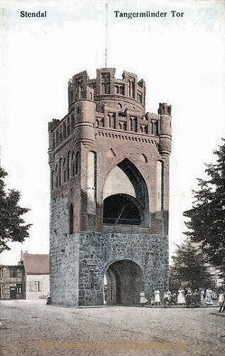 Stendal, Tangermünder Tor
