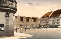 Torgau, Partie am Markt