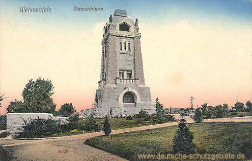 Weißenfels, Bismarckturm