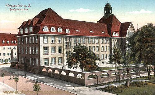 Weißenfels, Realgymnasium