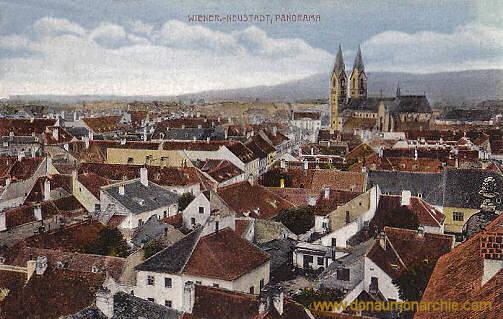 Wiener-Neustadt, Panorama