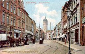 Wittenberg, Schloss-Straße