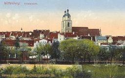 Wittenberg, Totalansicht