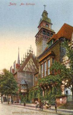 Zeitz, Am Rathaus