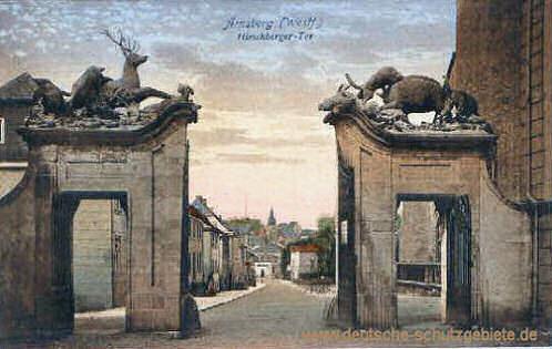 Arnsberg, Hirschberger Tor