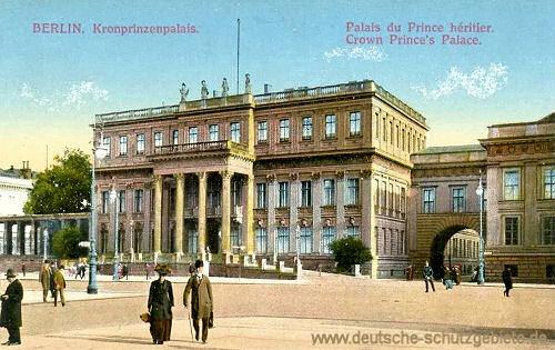 Berlin, Kronprinzenpalais