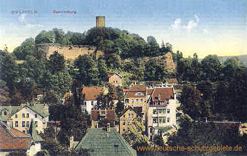 Bielefeld, Sparrenburg
