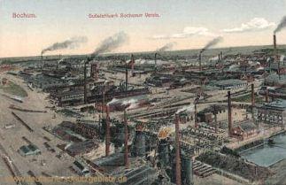 Bochum, Gussstahlwerk Bochumer Verein