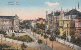 Bochum, Kaiser Wilhelm-Straße
