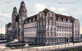 Bochum, Knappschaftsverein