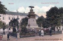 Bochum, Kriegerdenkmal am Wilhelmsplatz