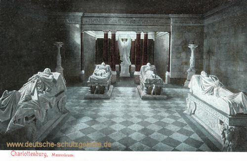 Charlottenburg, Mausoleum