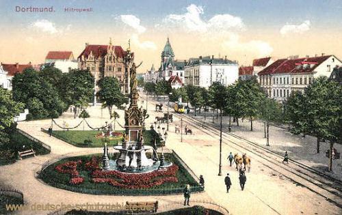 Dortmund, Hiltropwall