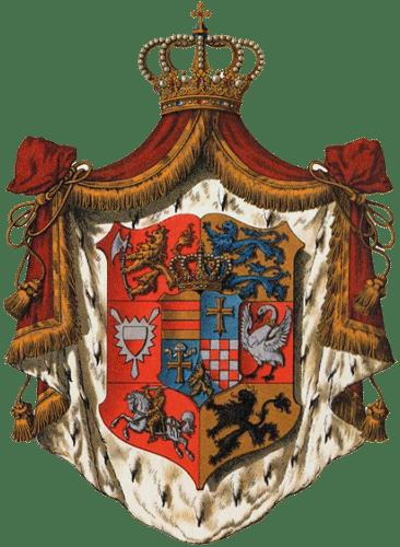 Großherzogtum Oldenburg, Staatswappen