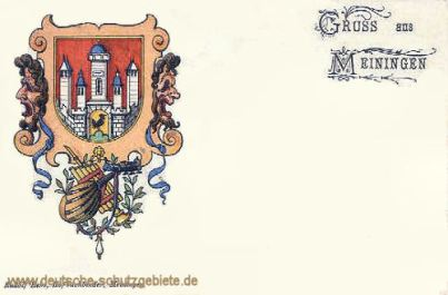 Gruß aus Meiningen