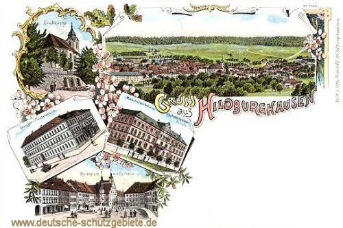 Gruss aus Hildburghausen