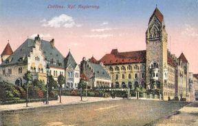 Koblenz, Königliche Regierung