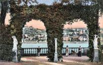 Koblenz, Partie aus den Rheinanlagen