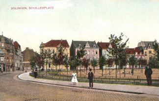 Solingen, Schillerplatz