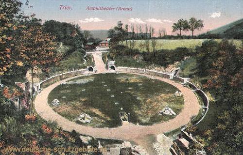 Trier, Amphitheater (Arena)