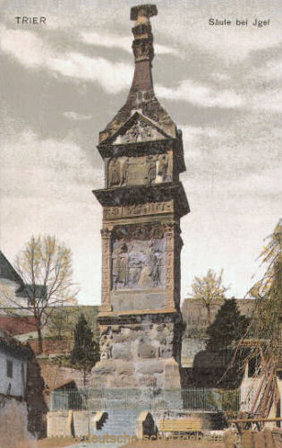 Trier, Säule bei Igel