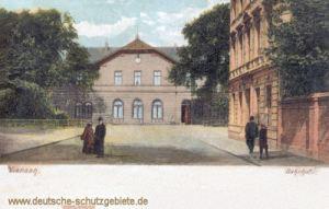 Viersen, Bahnhof
