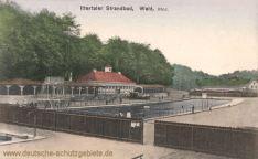 Wald (Rheinland), Ittertaler Strandbad
