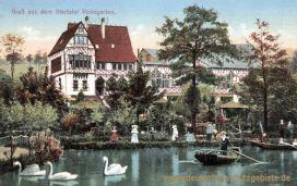 Wald (Rheinland), Ittertaler Volksgarten