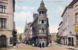 Wesel, Brück- und Lombertstraße