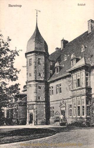 Barntrup, Schloss