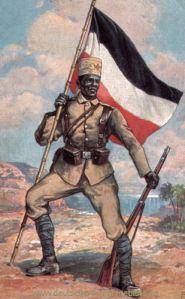 Deutsch-Ostafrika, Askari