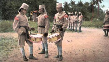 Deutsch-Ostafrika, Askaris