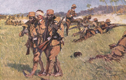 Deutsch-Ostafrika, Askaritreue
