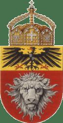 Deutsch-Ostafrika, Wappen (Entwurf)
