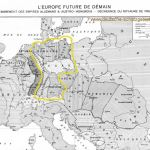 Deutschland nach französischen Plänen 1915