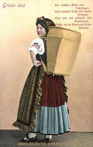 Thüringerin