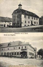 Magdala, Ratskeller, Apotheke