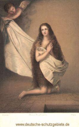 Maria Magdalena, nach einem Gemälde von Jose de Ribera