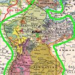 Rheinbund, Übersicht 1810/13