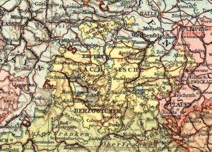 Thüringen 1871-1918