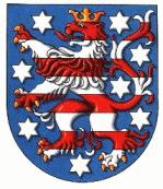 Thüringen, Wappen seit 1991