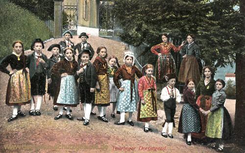 Thüringer Dorfjugend