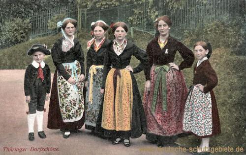 Thüringer Dorfschöne