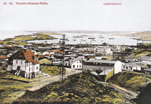 Deutsch-Südwest-Afrika, Lüderitzbucht
