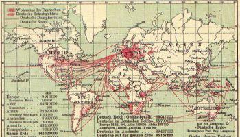 Deutsche Erde (Kolonien und Auswanderung), 1908