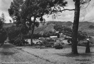 Katholische Mission in Usambara